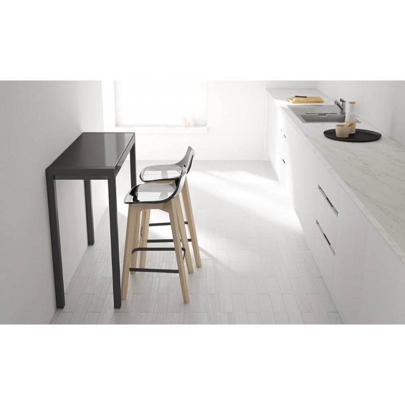 Mesa barra cumbre cancio mesa alta barra de cocina en - Mesa barra cocina ...